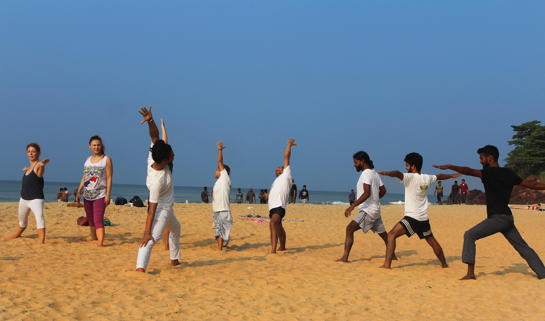 yoga retrest kerala